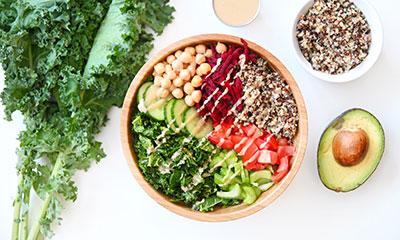 Freedom from Inflammation lunch recipe