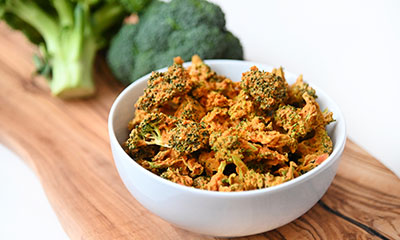 Freedom from Inflammation snack recipe